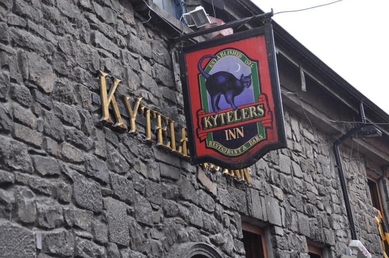 Kytelers Inn Kilkenny, Irland