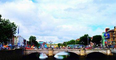 Nahverkehr in Dublin