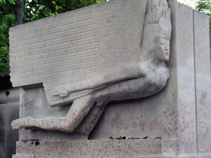 Oscar Wilde Grabstätte