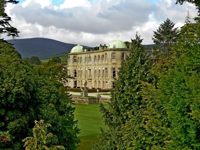 Powerscourt House Wicklow Ireland