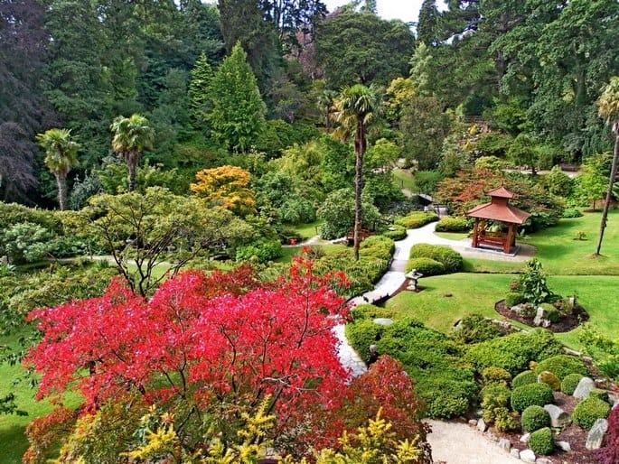 Powerscourt Japanischer Garten