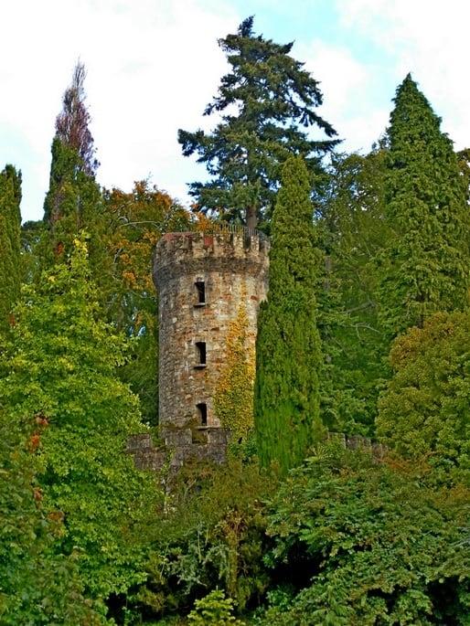 Powerscourt Pepper Pot Tower