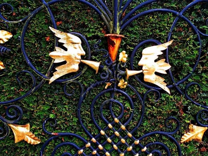 Powerscourt Gardens Tore