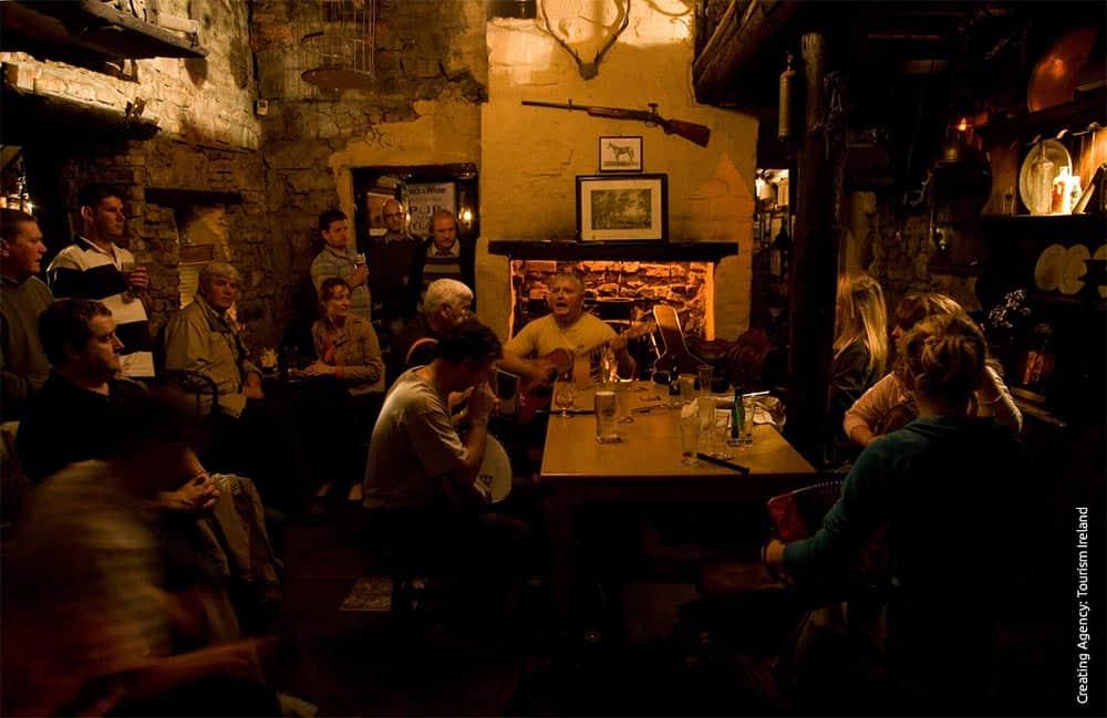 irish Folk Musik