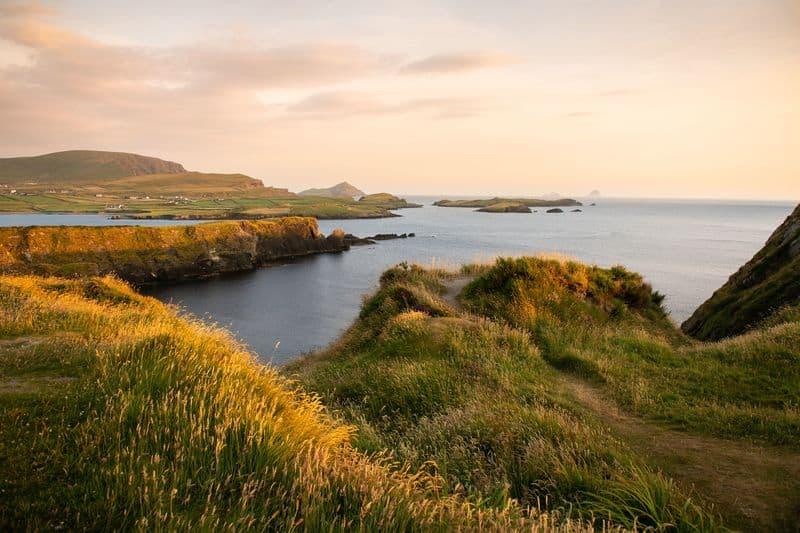 Valentia Island Bray Head