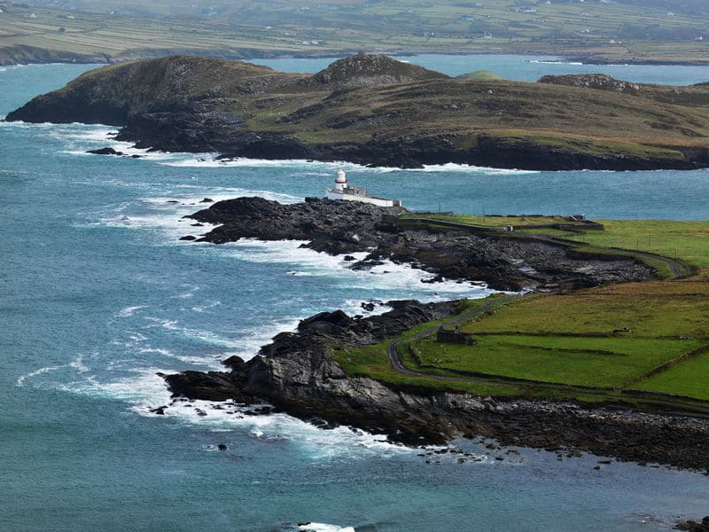 Cromwell Point Lighthouse, Valentia Island