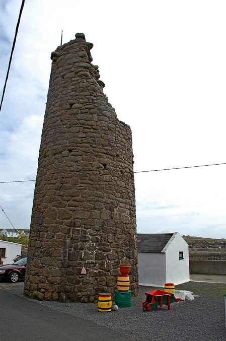 Tory Island Rundturm