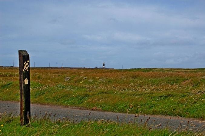 Tory Island Leuchtturm