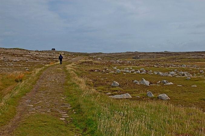 Dongeal Wandern Tory Island