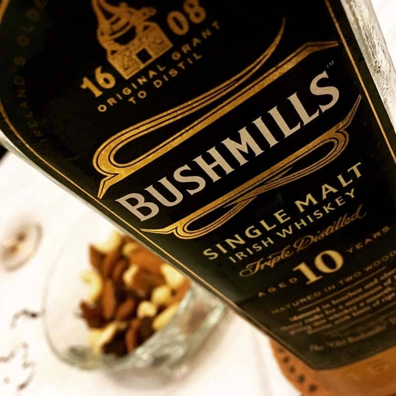 Old Bushmills Whiskey 1608
