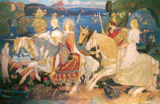 Keltische Götter und Göttinen