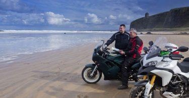 Motorradurlaub in Irland