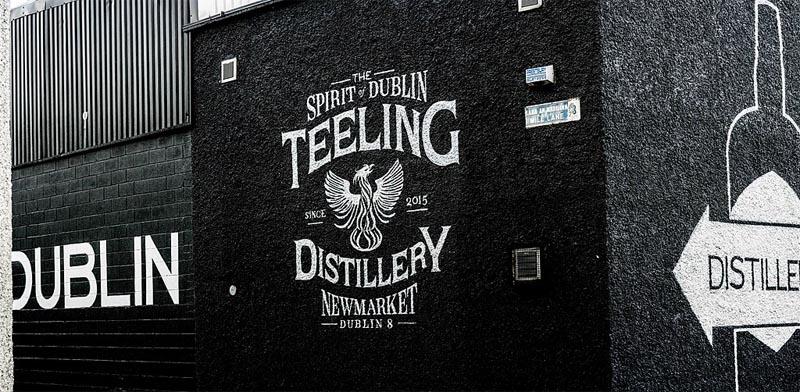 Teeling Distillery Dublin The Liberties