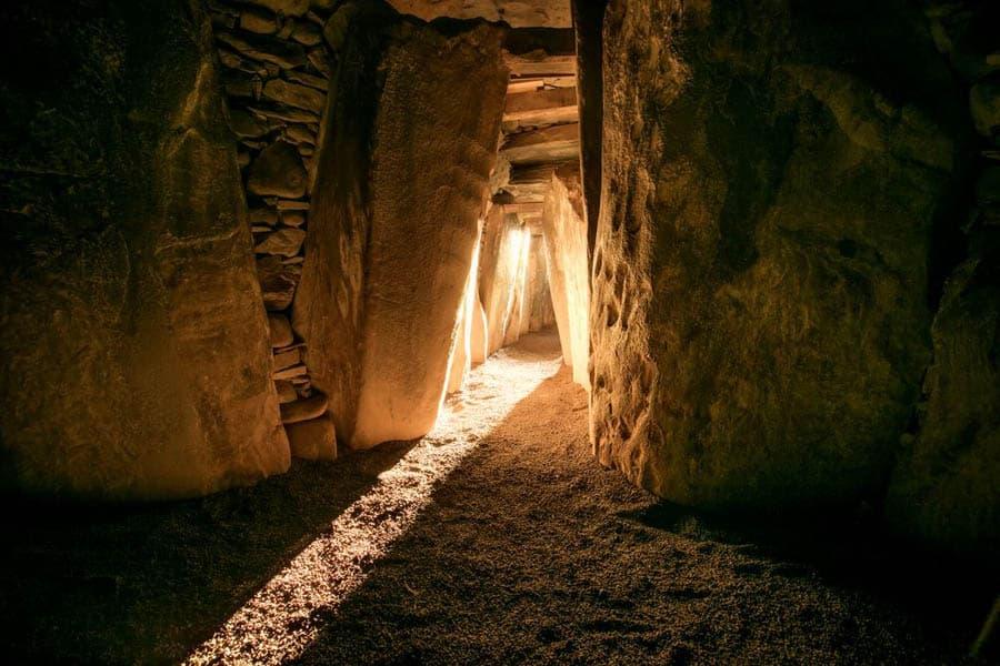 Grabkammer Newgrange