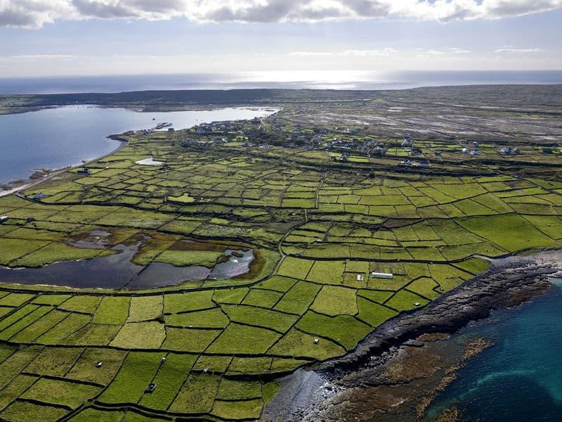 Irlands Inseln Aran Island
