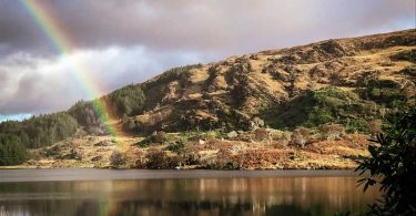 Killarney Nationalpark, Irlands Regenbogen