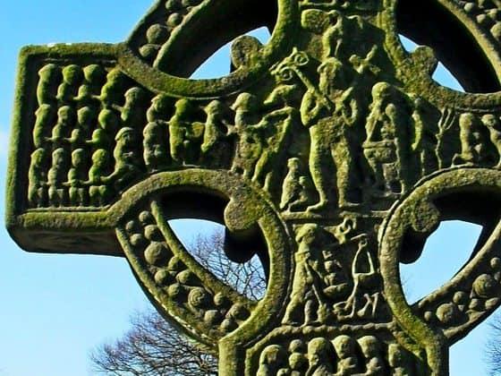 Monasterboice Muiredachs Cross Hochkreuz High Cross