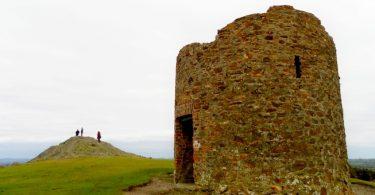 Irlands historischer Osten Vinegar Hill Enniscorthy