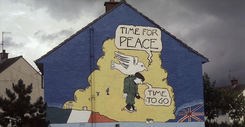 Nordirlandkonflikt