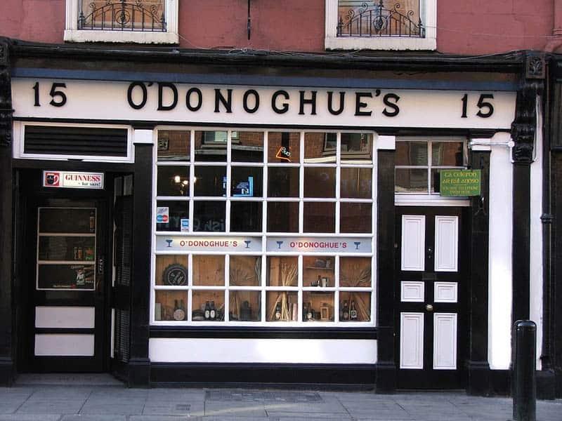 O'Donoghues Dublin