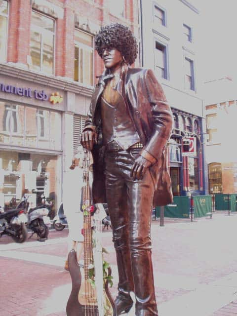 Phil Lynott Denkmal