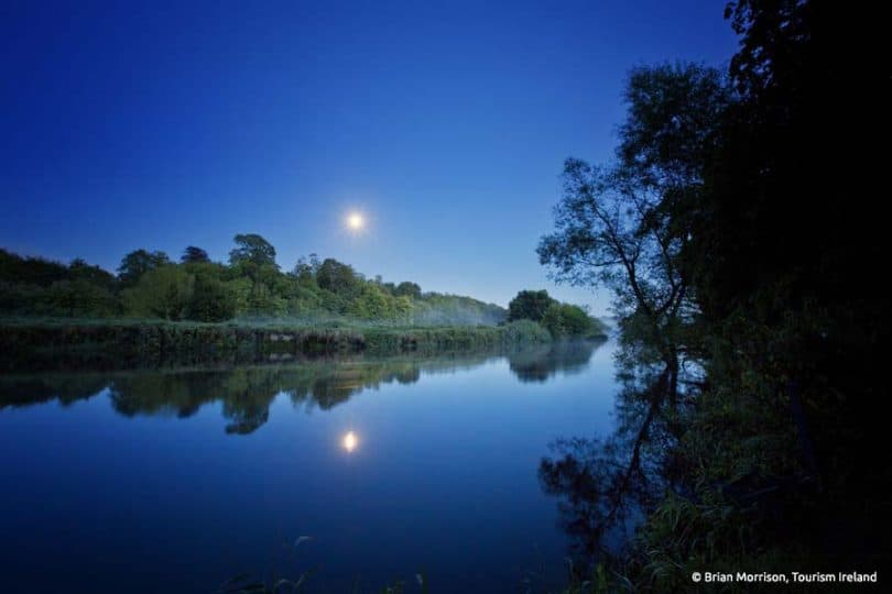 Boyne Valley, River Boyne Legende