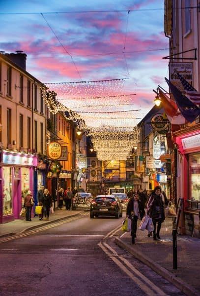 Whiskey Bars in Irland Killarney
