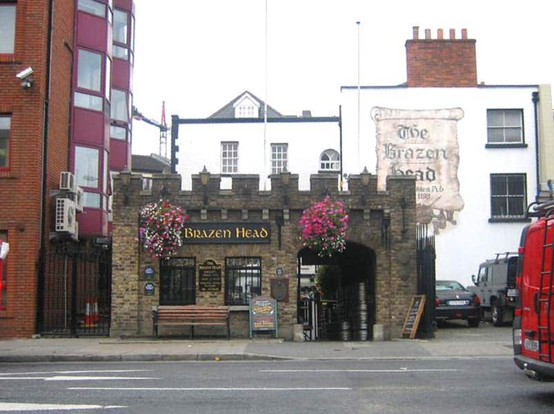 The Brazen Head Dublin