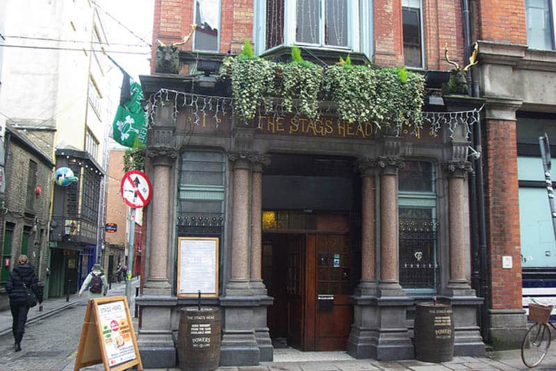 The Stag's Head Dublin