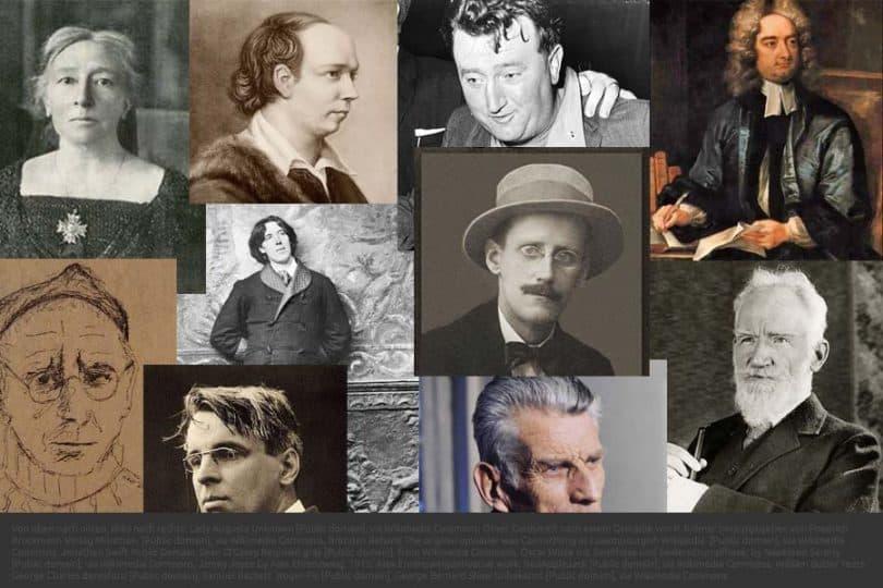 irische Schriftsteller