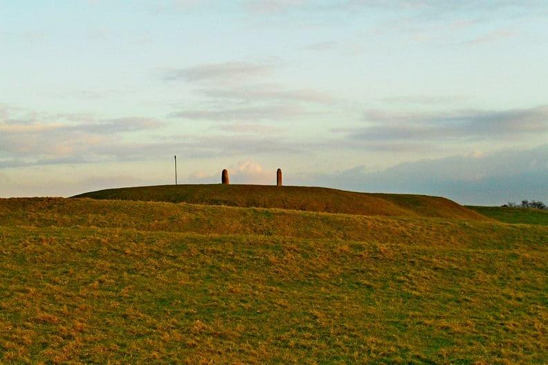 Hill of Tara Raith na Riogh Stone of Destiny
