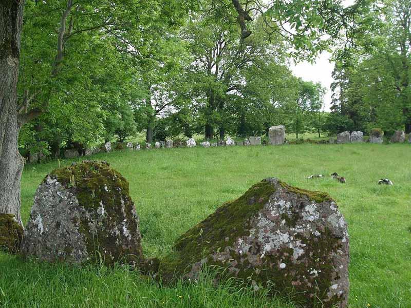 Magische Steinkreise In Irland Gruene Insel De