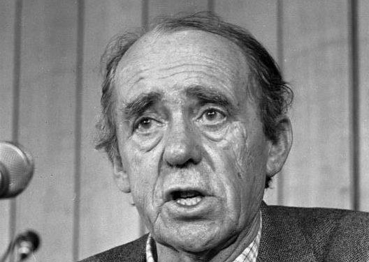 Schriftsteller Heinrich Böll