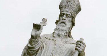 St. Patrick Statue, Sankt Patrick Irland