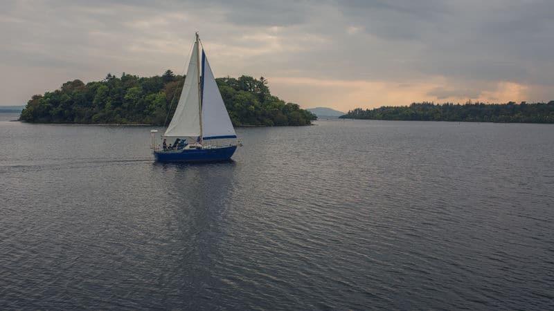Seen Irland, Lake Corrib