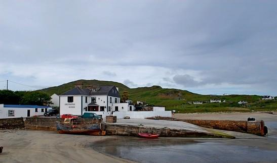 Grace O'Malley Clare Island