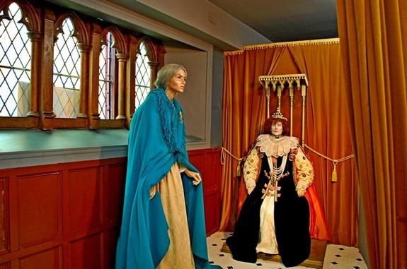 Grace O'Malley Museum Königin Elizabeth