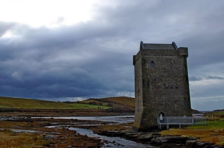 Grace O'Malley Burrishoole Rockfleet Castle