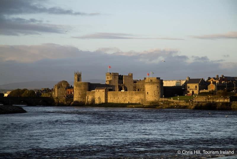 Sehenswürdigkeiten im County Limerick