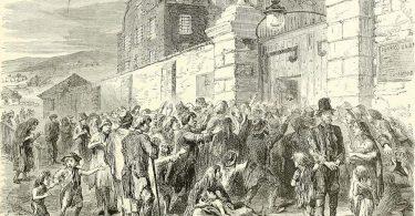 irische Hungersnot