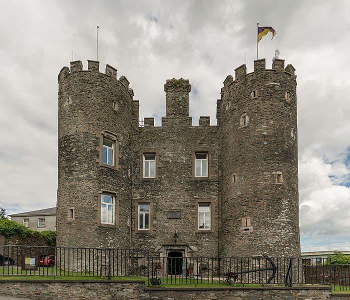 Enniscorthy Castle, Drehorte Brooklyn