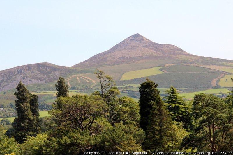 Great Sugarloaf Irland