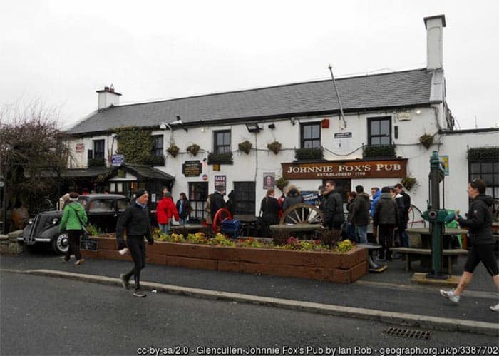 Johnnie Foxs Pub