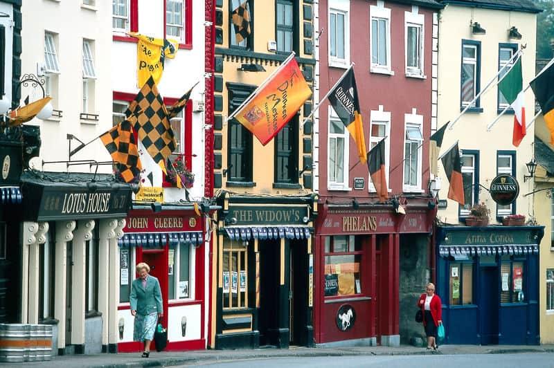 Sehenswürdigkeiten in Kilkenny