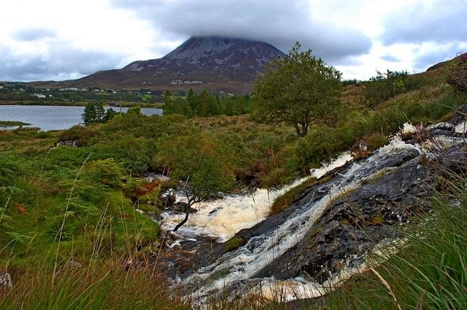 Donegal Wandern Errigal