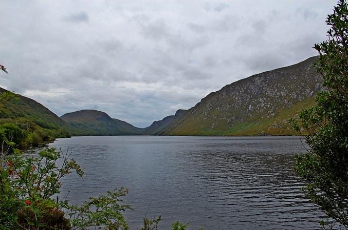 Donegal Wandern Glenveagh Lough Veagh