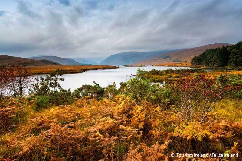 glenveagh nationalpark wandern