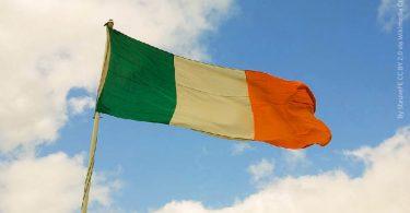 Irische-Flagge