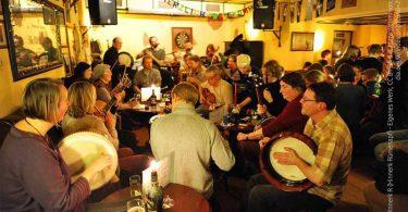 Irische-Musik