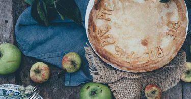 Irischer-Apfelkuchen
